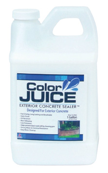 ColorJuice Exterior Sealer