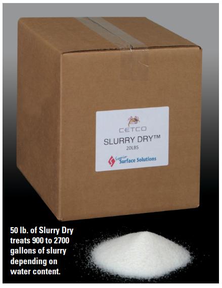 Slurry Dry