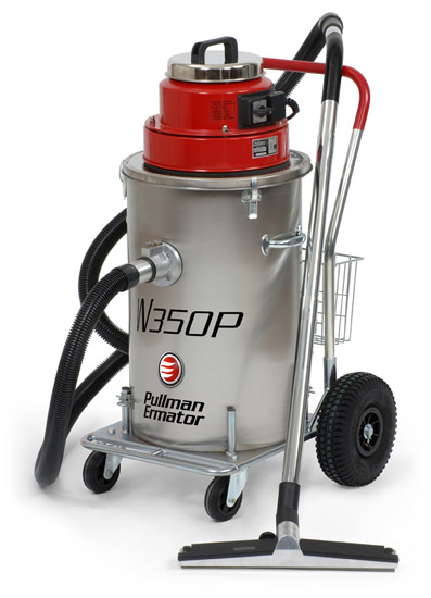 W350P Wet Vac with Pump