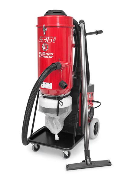 S36 HEPA Dust Extractor